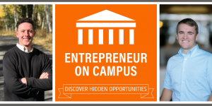Entrepreneur on Campus Podcast Featuring Savology
