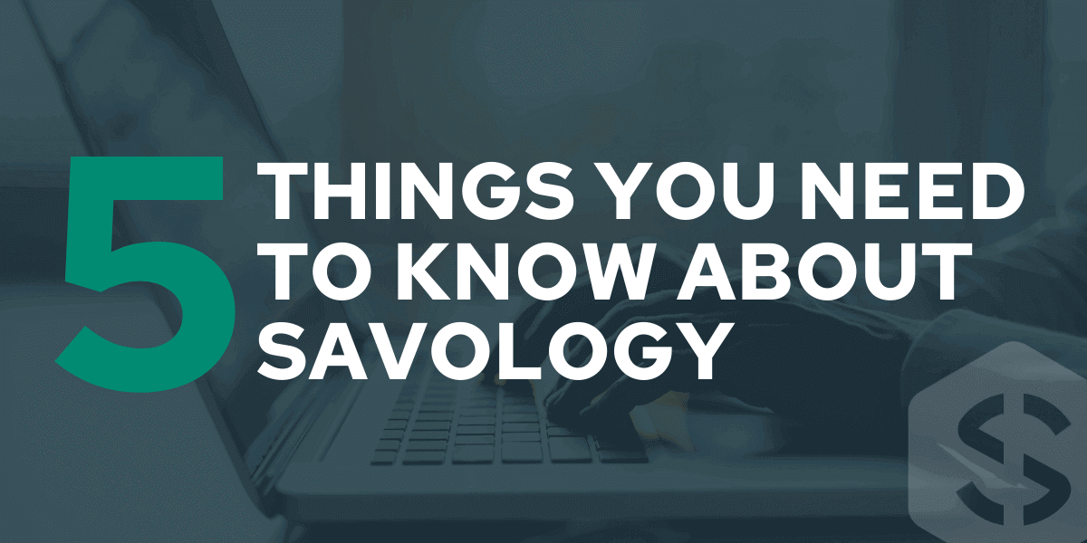 5 Thing You Need to Know About Savology - Free Financial Planning in 5 Minutes - Get Your Free Plan Today