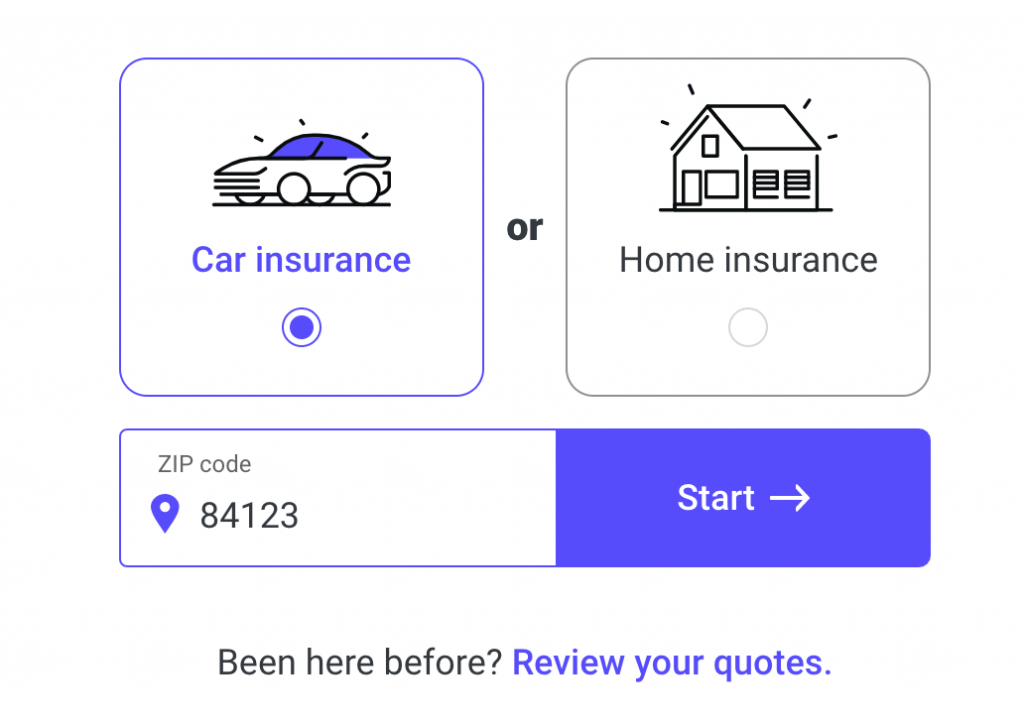 The Zebra Insurance - Screenshot - Innovation - Savology