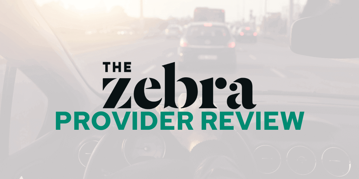 The Zebra Review - Savology Provider Reviews