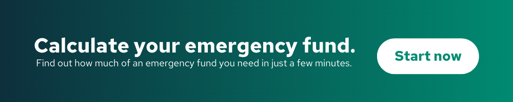 Calculate your emergency fund with Savology