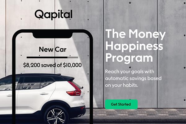 Qapital bank savings and spending - Savology