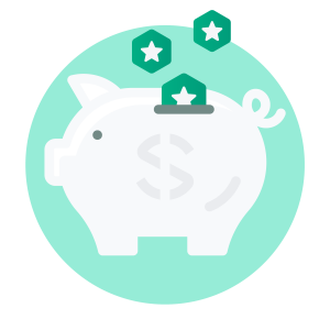 Savings and income